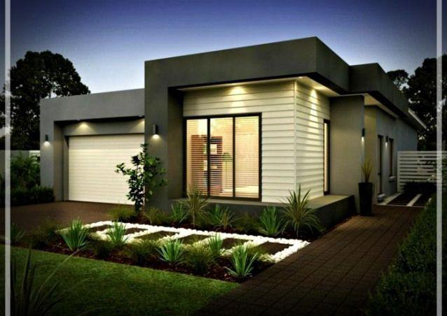 Popsugar Single Floor House Design House Front Design Single Storey House Plans Contemporary house plans single story