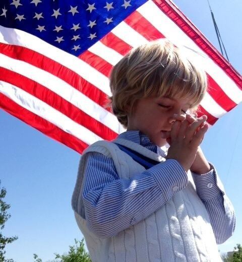 Before you go to sleep tonight, pray for America ... if you just got up, pray for America ... pray that God stays firm in our culture, pray for quality leaders with true hearts for the well-being of American citizens, pray for everything in your life, and pray that the freedoms you enjoy now will continue always .. Amen! | via Donna B. - https://www.pinterest.com/pin/64176363415164190/