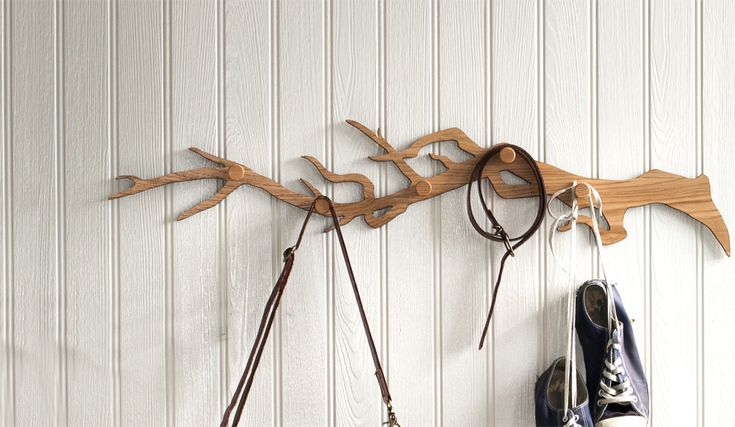Objects of Design #212: Oksa Oak Wall Hook | Mad About The House