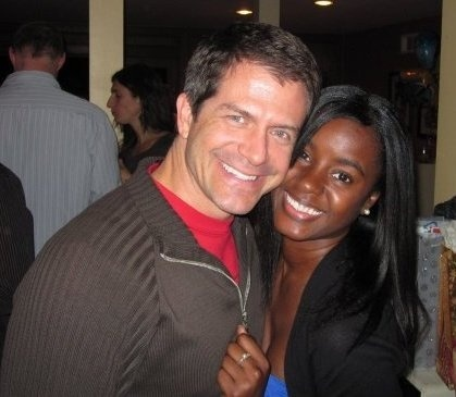 Absolutely gorgeous interracial couple #love #wmbw #bwwm