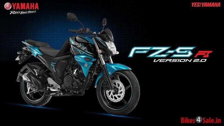 All new facelifted Fzs named Fzs v2.