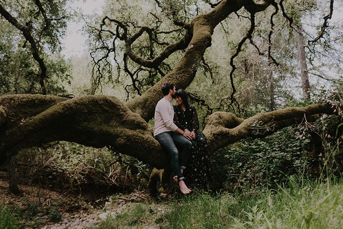 Wedding+Ideas:+2-moody-forest-engagement