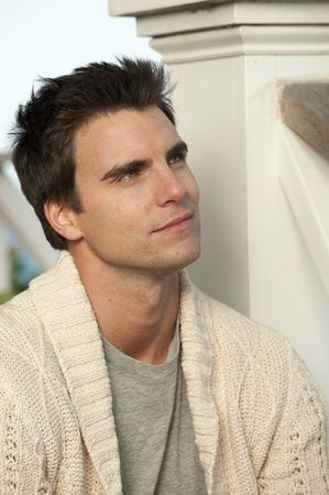 Colin Egglesfield, The Client List. Love him.
