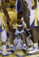 Injured Jermaine O'Neal hopes to play in Game 7.