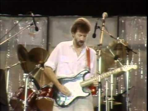 Eric Clapton & Phil Collins - Layla (Live Aid 1985) IT DOESN'T GET BETTER THAN THIS!!!!!!!!
