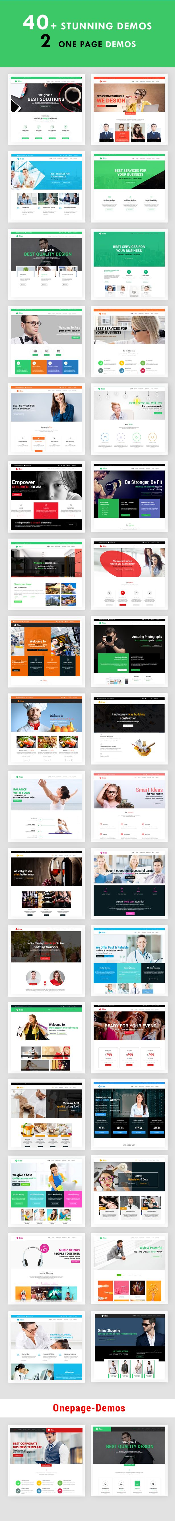 16 best themeforest project images on pinterest joomla themes
