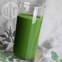 Zielone super smoothie