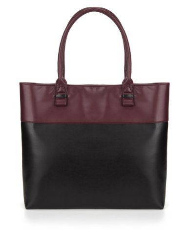 M&S Collection Colour Block Tote Bag-Marks & Spencer