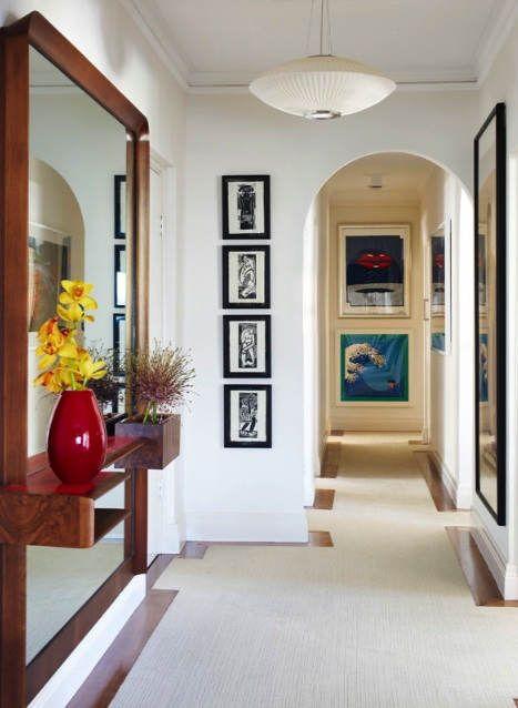.: Decor Ideas, L'Wren Scott, Design Ideas, Art, Pictures, Contemporary Entry, Photo, Architecture Design