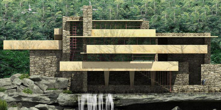 casa de la cascada 2