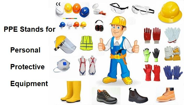 Safety clip art for ppe free clipart images - ClipartBarn