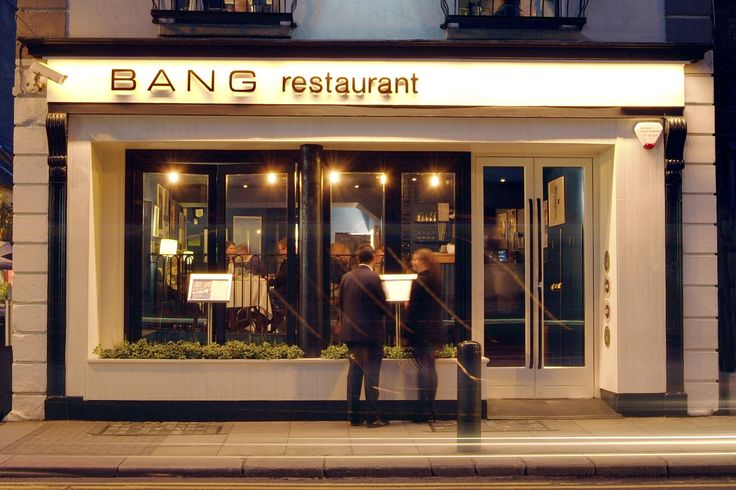 BANG Restaurant, just off St. Stephen's Green is stylish and relaxed with a great city centre buzz.