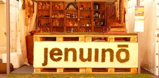 jenuinō presentazione LUISS stand