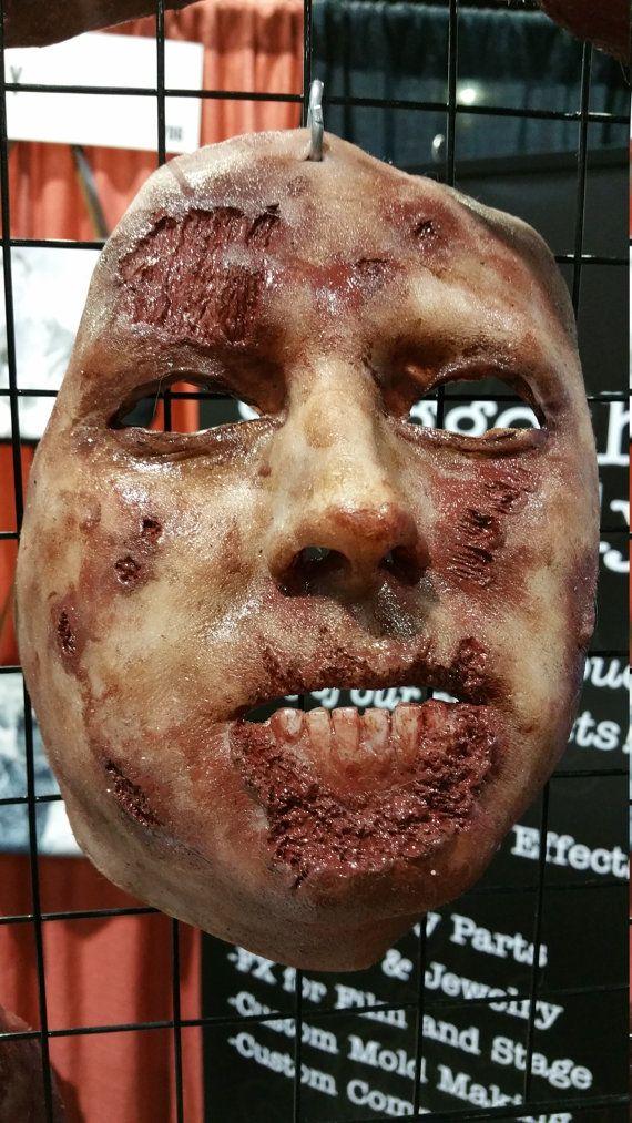 READY TO SHIP - DeHuman8 Zombie Mask