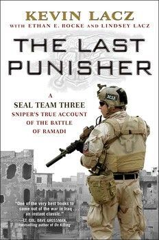 The Last Punisher By Kevin Lacz, Ethan E. Rocke and Lindsey Lacz