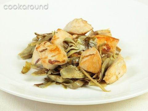 Bocconcini di pollo ai carciofi: Ricette di Cookaround | Cookaround