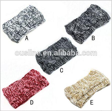 Crochet baby cerchietti, mix di colori fasce di lana per le ragazze adolescenti- in corda di capelli da Accessori per capelli su m.italian.alibaba.com.