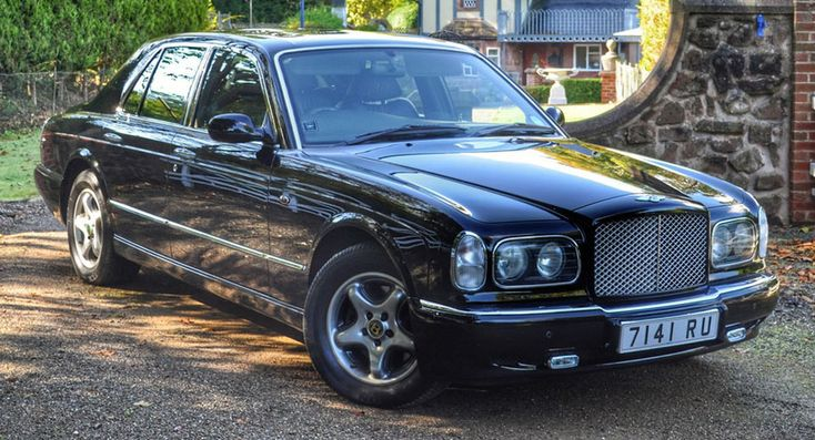 For The Price Of A Focus This 1998 Bentley Arnage Could Make Your Neighbors Jealous