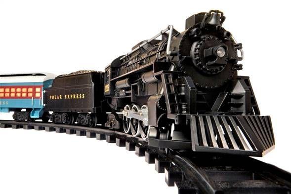 Mario's Trains - The Polar Express G-Gauge