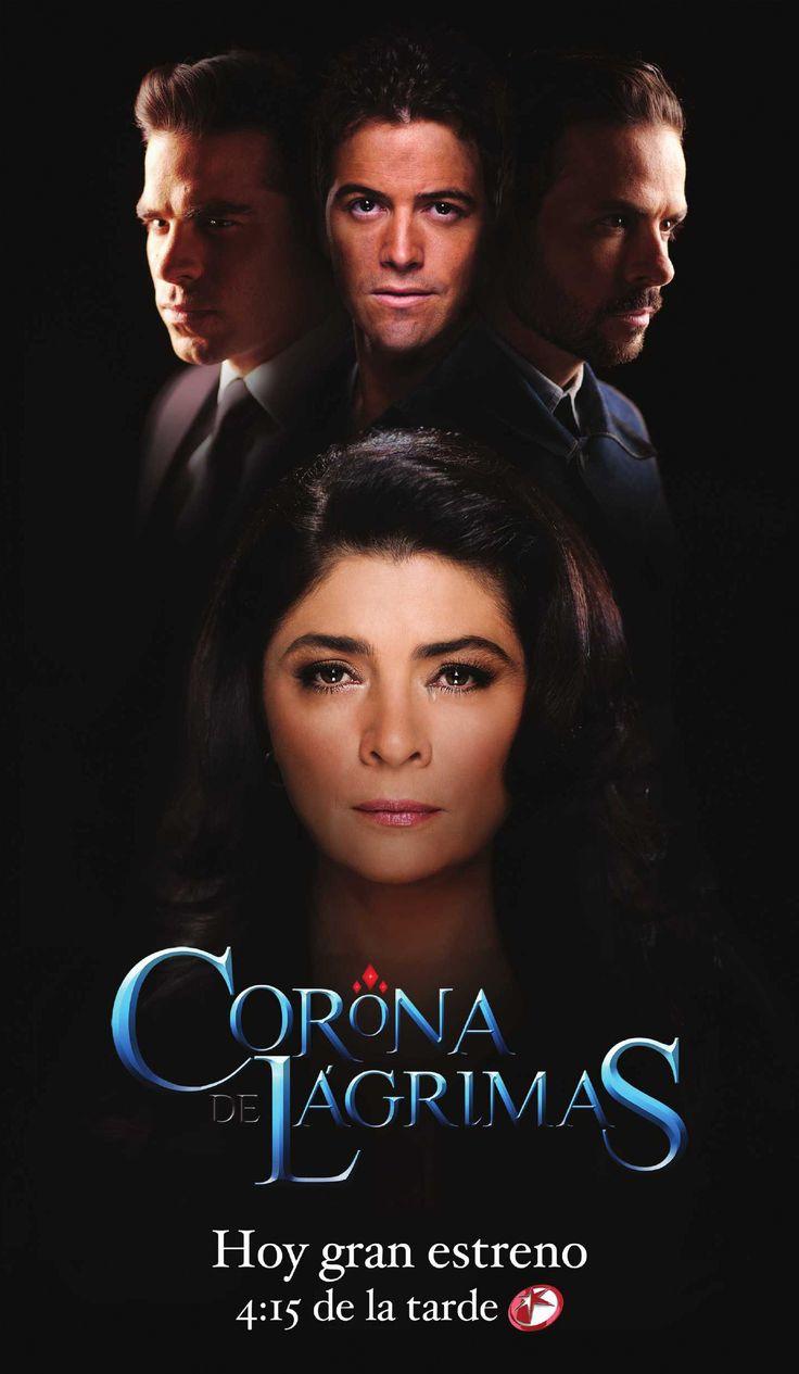 Corona de Lagrimas - telenovela    12-03-2012 To 05-10-2013 ...Victoria Ruffo, Alejandro Nones, Mane de la Parra, Jose Maria Torre Hutt