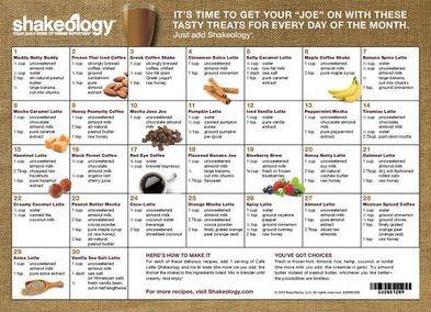 Where To Buy Shakeology   Shakeology Cleanse   Beachbody 21 Day Fix: Fabulous Shakeology Recipes