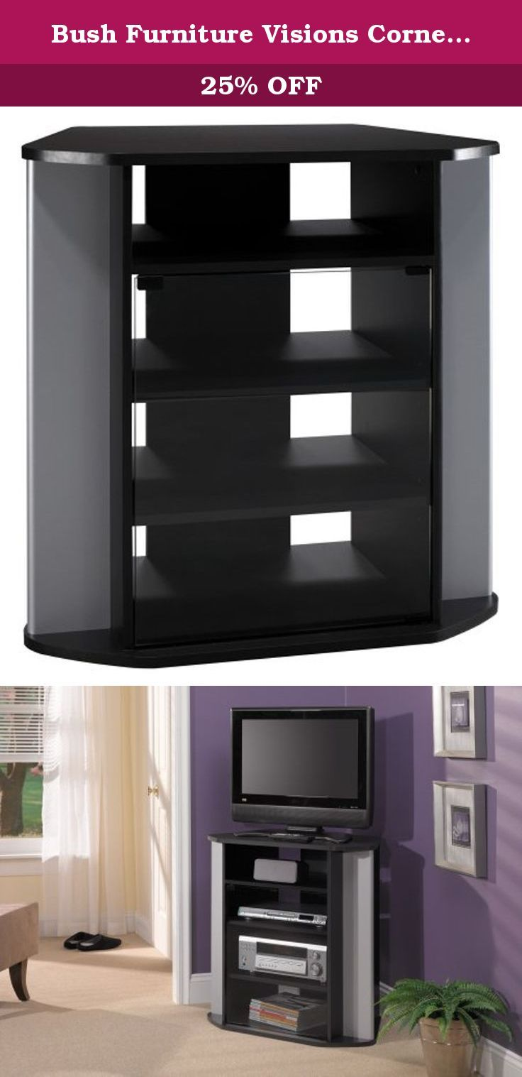 78 Best Ideas About Tall Corner Tv Stand On Pinterest