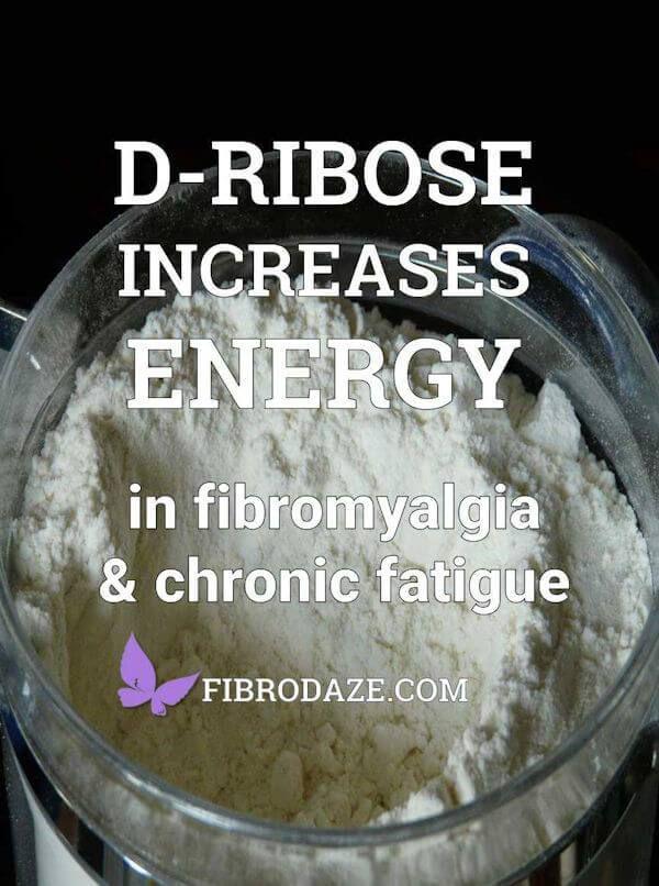 Ribose for fibromyalgia