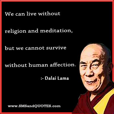 Dalai Lama Quote About Humanity http://www.reflectionway.com