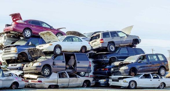 #Salvage Vs #Junk #Cars: The Difference