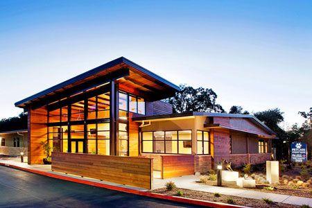 Sneak peek: 2012 veterinary hospital design Merit Award winners - Hospital Design PetCare Veterinary Hospital in Sanra Rosa, CA