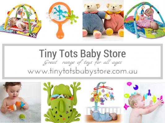 Tiny Tots Baby Store @ Baby Social