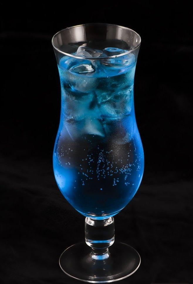 66 best blue lagoon cocktail images on pinterest for Vodka based summer cocktails