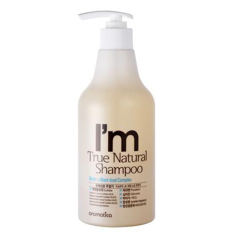 I'M True Natural Shampoo