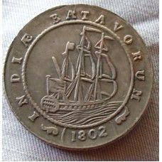 JAN VAN RIEBEECK - 1802 BATAVORUM COIN REPLICA