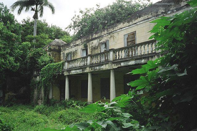 Abandoned plantation house barbados abandoned for Abandoned plantation homes for sale