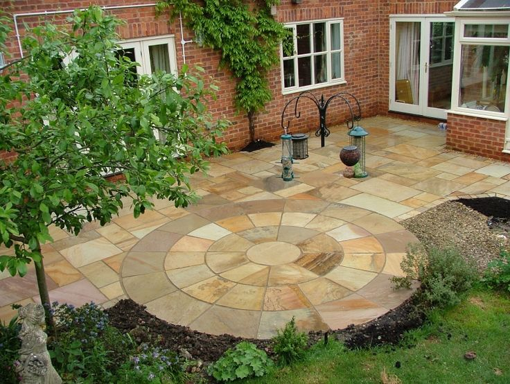 Garden Ideas Decking And Paving best 25+ block paving patterns ideas on pinterest | brick patterns