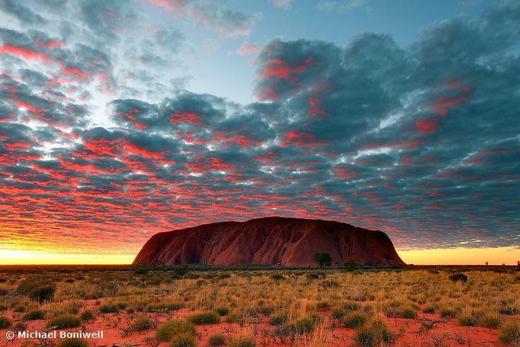 Amazing pictures of Uluru, Australia