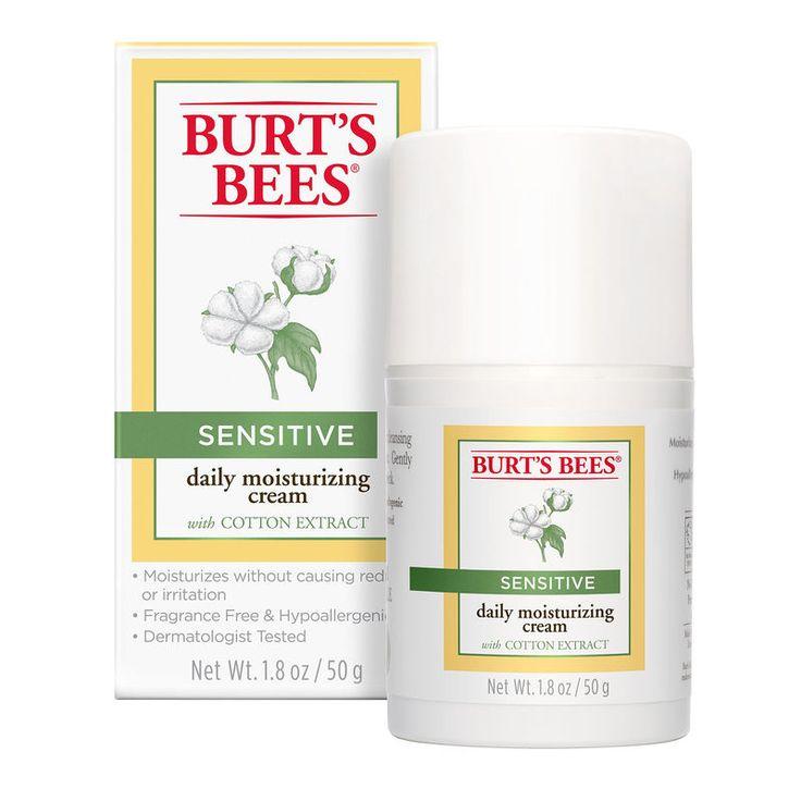 Sensitive Daily Moisturizing Cream - Burt's Bees