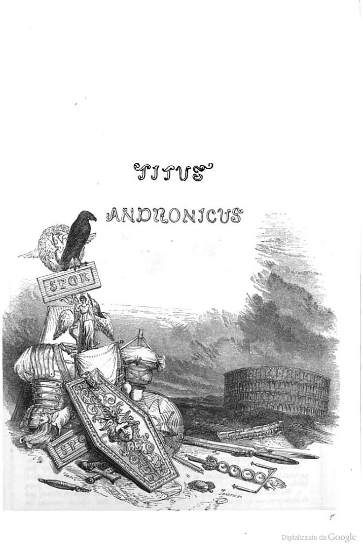 best images about shakespeare in the park < titus andronicus from pictorial shakespeare vol 6 1853
