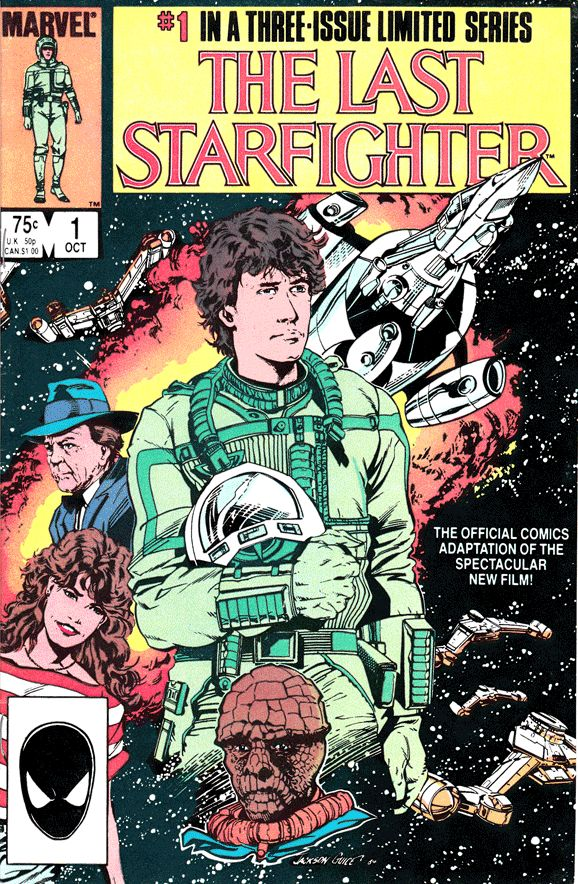 the last starfighter | The+Last+Starfighter+(1984)+Comic+%231+by+Jackson+Guice.png