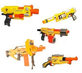 See what new nerf gun is the most wished for this christmas Is it the  stampede ecs, alpha trooper rev, barrel break ix, or spectre rev?
