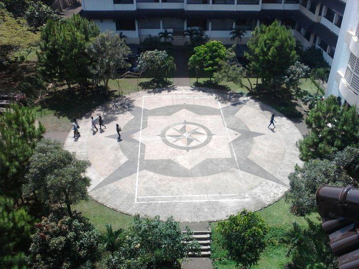 Universitas Pendidikan Indonesia (UPI) in Bandung, Jawa Barat