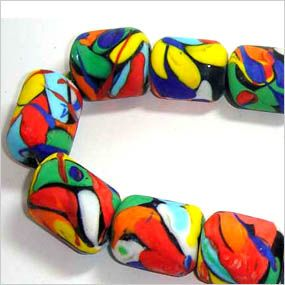Recycle glass bt strand