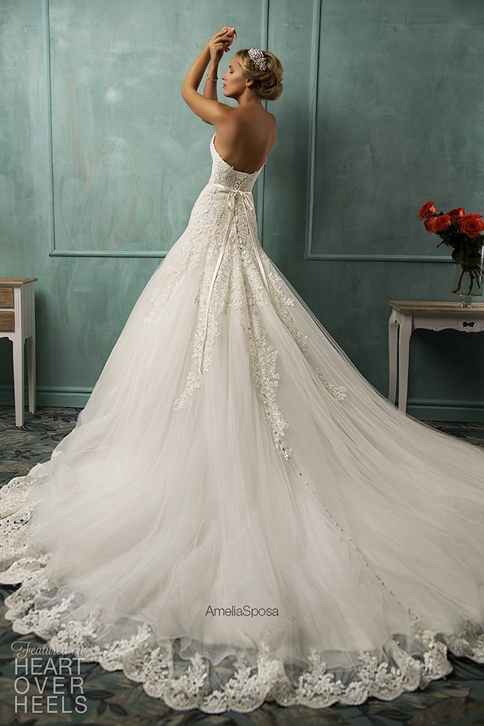 Maybe not so long, but the Lace and sheer is gorgeous <3