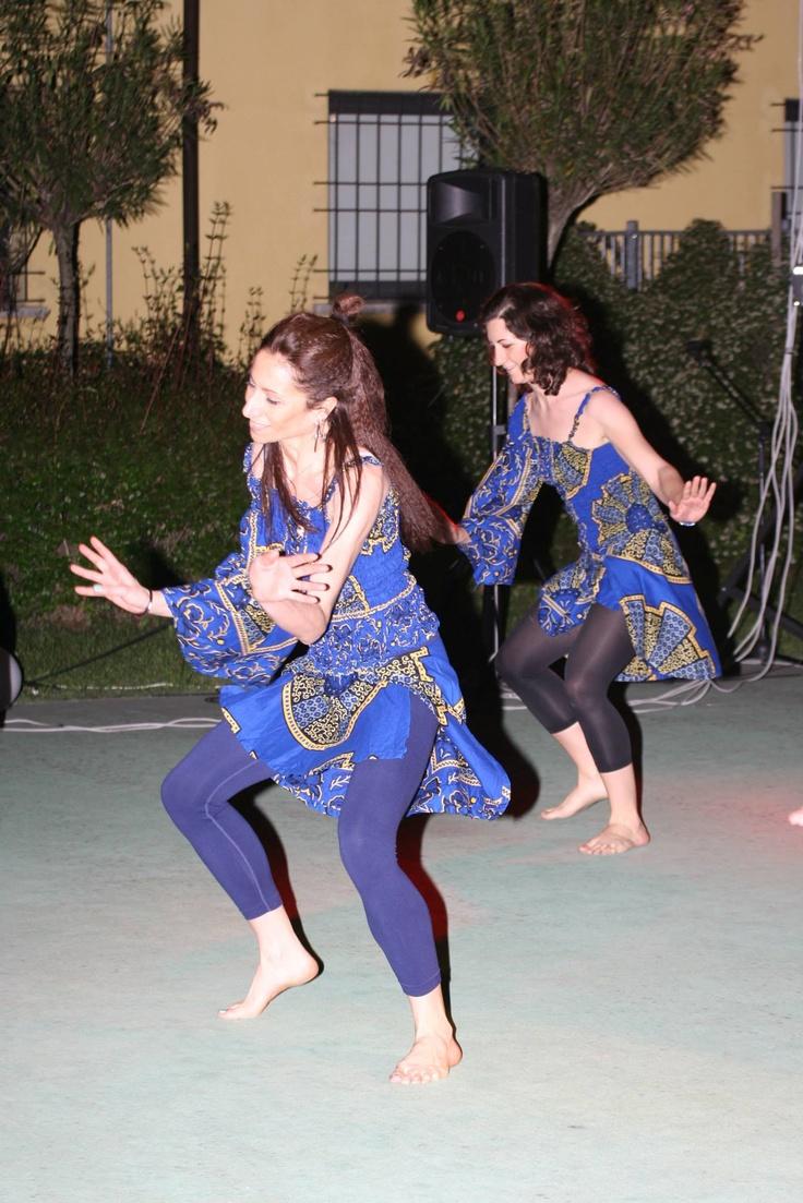 Terra Equa a Cento 18 – 19 Maggio :  balli africani della scuola di ballo di Modena e Pieve di Cento