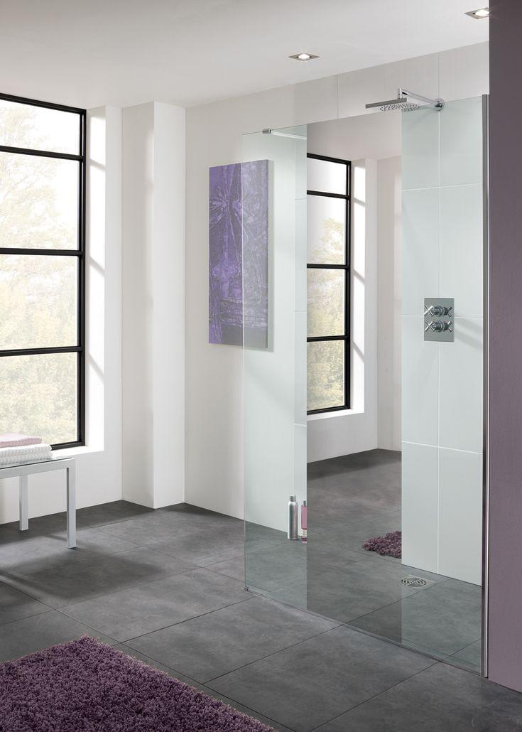 Mirror: Cannes Walk In Shower Enclosure   Lakes Bathrooms