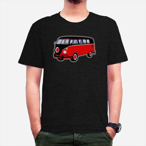 mobil VW COMBI oleh FaceWork