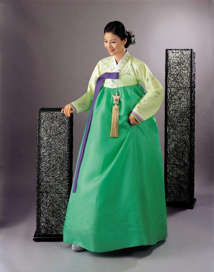 #Hanbok, Korean traditional dress