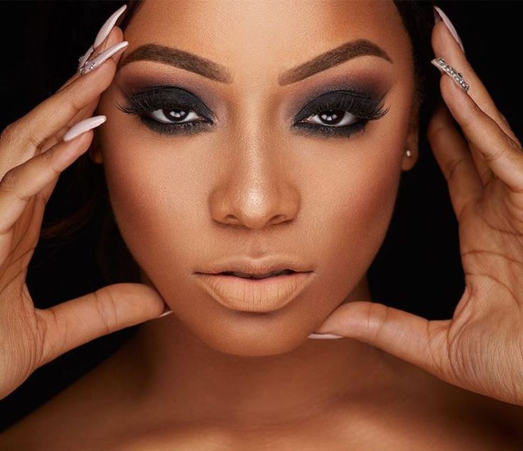 Ebony Godesses Makeup 17