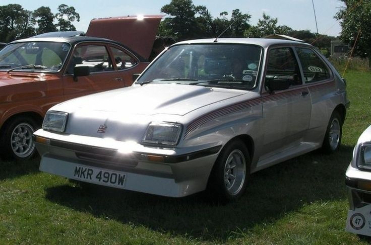 VAUXHALL CHEVETTE 2300 HS 1981 (1981) | Vauxhall Chevette Picture Pictures | New Cars Review For 2013